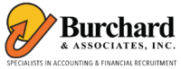 Burchard & Associates, Inc. Sticky Logo
