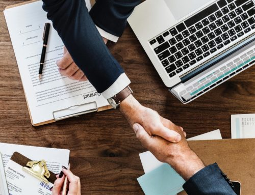A Job Seeker's Guide to Modern Business Customs: The Importance of a Handshake During Your Job Search